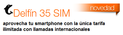 Orange Delfin 35 SIM