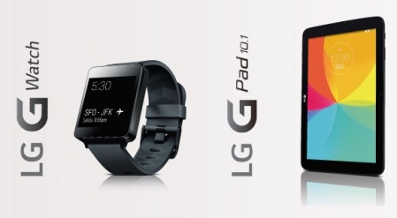 Promoción LG G4 con regalo a elegir entre tablet, smartwatch, auricular bluetooth, funda o batería
